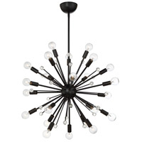 Savoy House 7-6099-24-44 Galea 24 Light 23 inch Classic Bronze Chandelier Ceiling Light