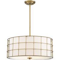 Savoy House 7-8501-5-322 Hayden 5 Light 25 inch Warm Brass Pendant Ceiling Light