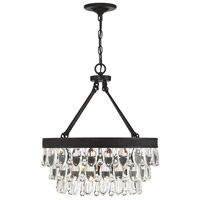 Savoy House 7-8700-4-13 Windham 4 Light 20 inch English Bronze Pendant Ceiling Light