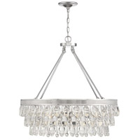 Savoy House 1-8702-8-109 Windham 8 Light 38 inch Polished Nickel Linear Chandelier Ceiling Light