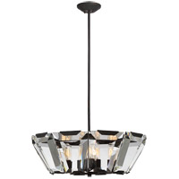 Savoy House Sardis 10 Light Pendant in Oiled Bronze 7-901-10-02