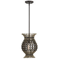 Savoy House 7-9190-1-13 Madison 1 Light 10 inch English Bronze Pendant Ceiling Light