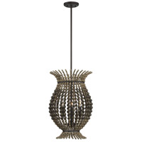 Madison 3 Light 15 inch English Bronze Pendant Ceiling Light