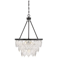 Granby 4 Light 18 inch English Bronze Pendant Ceiling Light