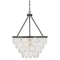 Granby 7 Light 26 inch English Bronze Pendant Ceiling Light