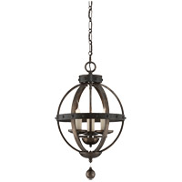 Savoy House 7-9541-3-196 Alsace 3 Light 14 inch Reclaimed Wood Pendant Ceiling Light alternative photo thumbnail