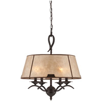 Savoy House Kennebec 4 Light Pendant in Slate 7-9623-4-25