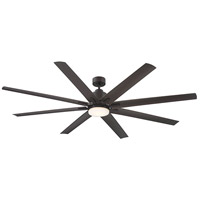Savoy House 72-5045-813-13 Bluffton 72 inch English Bronze Outdoor Ceiling Fan