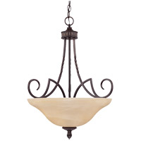 Savoy House Legend 3 Light Pendant in Antique Copper 7P-5597-3-16