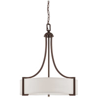 Savoy House 7P-7216-3-13 Terrell 3 Light 22 inch English Bronze Pendant Ceiling Light
