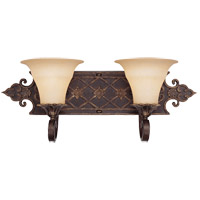 Savoy House Southerby 2 Light Vanity Light in Florencian Bronze 8-0160-2-76 photo thumbnail