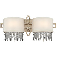 Savoy House Palais 2 Light Vanity Light in Gold Dust 8-1055-2-122