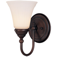 Savoy House Brunswick Bath 1 Light Vanity Light in English Bronze (Glass Sold Separately) 8-1062-1-13