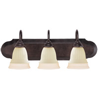 Savoy House 8-1079-3-13 Summergrove 3 Light 25 inch English Bronze Bath Bar Wall Light photo thumbnail