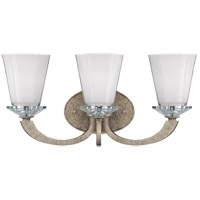 Savoy House Forum 3 Light Vanity Light in Gold Dust 8-1557-3-122