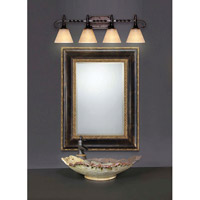 Savoy House 8-1683-4-13 Essex 4 Light 28 inch English Bronze Bath Bar Wall Light alternative photo thumbnail