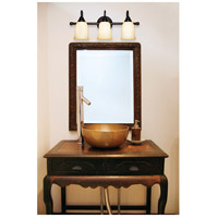 Savoy House 8-1711-3-13 Sutton Place 3 Light 24 inch English Bronze Bath Bar Wall Light alternative photo thumbnail