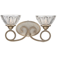 Savoy House Chantilly 2 Light Vanity Light in Andalusite 8-218-2-18