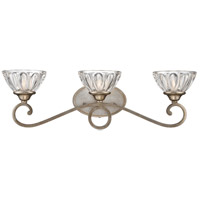 Savoy House Chantilly 3 Light Vanity Light in Andalusite 8-218-3-18