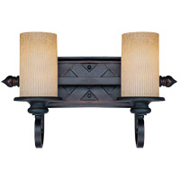 Savoy House Carmel 2 Light Vanity Light in Slate 8-224-2-25