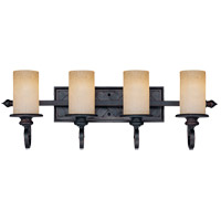 Savoy House Carmel 4 Light Vanity Light in Slate 8-224-4-25