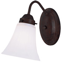Savoy House Brighton 1 Light Sconce in English Bronze 8-3280-1-13