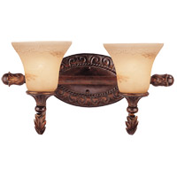 Savoy House Gallant 2 Light Vanity Light in Florencian Bronze 8-36753-2-76 photo thumbnail
