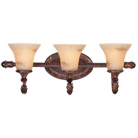 Savoy House Gallant 3 Light Vanity Light in Florencian Bronze 8-36753-3-76 photo thumbnail