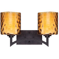 Savoy House Orion 2 Light Vanity Light in Oiled Copper 8-4203-2-05