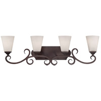 Savoy House Nayah 4 Light Vanity Light in Espresso 8-4375-4-129