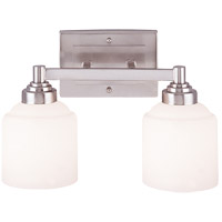 Savoy House Wilmont 2 Light Vanity Light in Pewter 8-4658-2-69