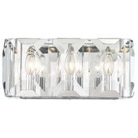 Savoy House 8-4705-3-11 Bangle 3 Light 16 inch Polished Chrome Bath Bar Wall Light