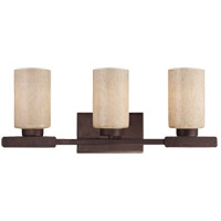 Savoy House Berkley 3 Light Bath Bar in Heritage Bronze 8-5435-3-117