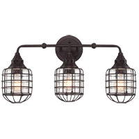 Savoy House Connell 3 Light Vanity Light in English Bronze 8-575-3-13