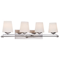 Savoy House 8-5850-4-11 Aiden 4 Light 33 inch Polished Chrome Bath Light Wall Light alternative photo thumbnail