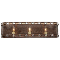 Savoy House Paragon 3 Light Vanity Light in Gilded Bronze 8-6034-3-131