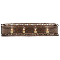 Savoy House Paragon 4 Light Vanity Light in Gilded Bronze 8-6034-4-131