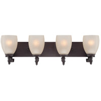 Savoy House Duvall 4 Light Vanity Light in English Bronze 8-627-4-13