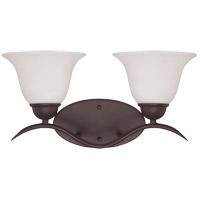 Savoy House Eaton 2 Light Vanity Light in English Bronze 8-6835-2-13 photo thumbnail