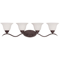 Savoy House Eaton 4 Light Vanity Light in English Bronze 8-6835-4-13