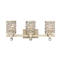 Savoy House 8-7015-3-100 Guilford 3 Light 24 inch Aurora Bath Bar Wall Light, Guilford