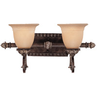 Savoy House Grenada 2 Light Vanity Light in Moroccan Bronze 8-749-2-241