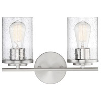 Savoy House 8-8020-2-11 Marshall 2 Light 13 inch Polished Chrome Bath Light Wall Light