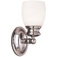 Savoy House 8-9127-1-11 Elise 1 Light 5 inch Polished Chrome Bath Sconce Wall Light photo thumbnail
