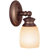 Elise 1 Light 5 inch Oiled Burnished Bronze Vanity Light Wall Light