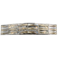 Lancaster 4 Light 26 inch Polished Chrome Bath Bar Wall Light
