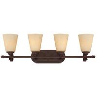 Savoy House Maremma 4 Light Vanity Light in Espresso 8P-2177-4-129
