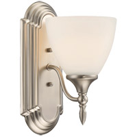 Herndon 1 Light 6 inch Satin Nickel Sconce Wall Light