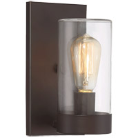 Inman 1 Light 10 inch English Bronze Outdoor Sconce