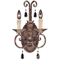 Savoy House Antoinette 2 Light Wall Sconce in New Mocha 9-1402-2-256